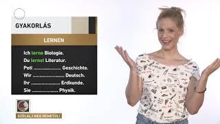 Szólalj meg! – németül, 2017. augusztus 16.