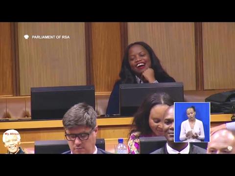 Jacob Zuma vs Hon Phumzile van Damme