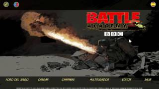 BBC Battle Academy 1 - Blitzkrieg France-Scn 1- PRIMERA PARTE