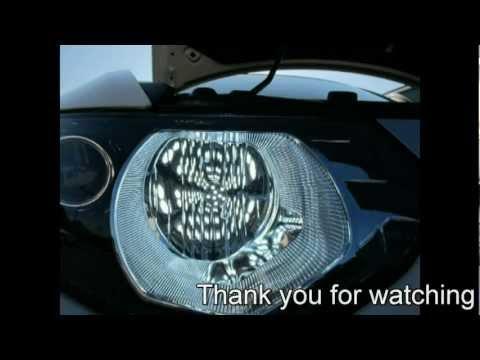 Acura Tl Custom Drl Signal Switchback Headlights By Z Doovi