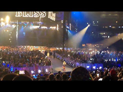 WWE 2020 WOMEN'S ROYAL RUMBLE CROWD REACTIONS VLOG