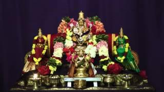Sri Lakshmi Nrusimha (Malolan) Panchaparva Seva - Nammazhwar