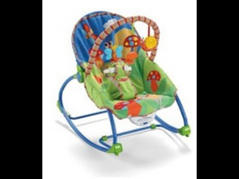 Fisher Price Infant To Toddler Rocker Bug Friends Youtube
