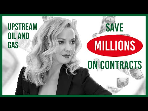 EPISODE 6 - Save Millions on Contracts in Upstream Oil and Gas