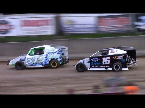 Sportsman Heat One | Old Bradford Speedway | 9-8-18