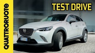 Mazda CX3 2015 Test Drive