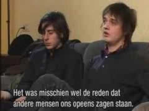 The Libertines: Interview
