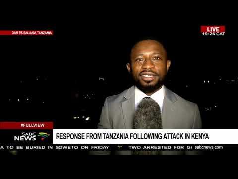 Reaction from Tanzania following Kenya attack: Daniel Kijo