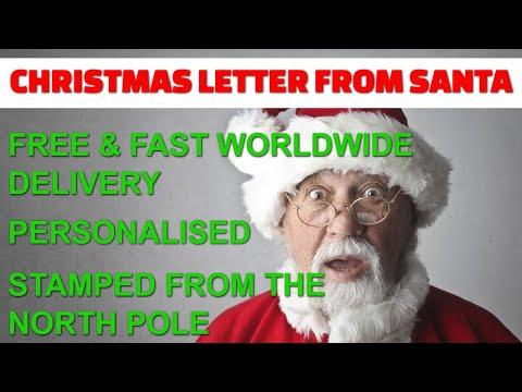 Christmas Letter from Santa thumbnail