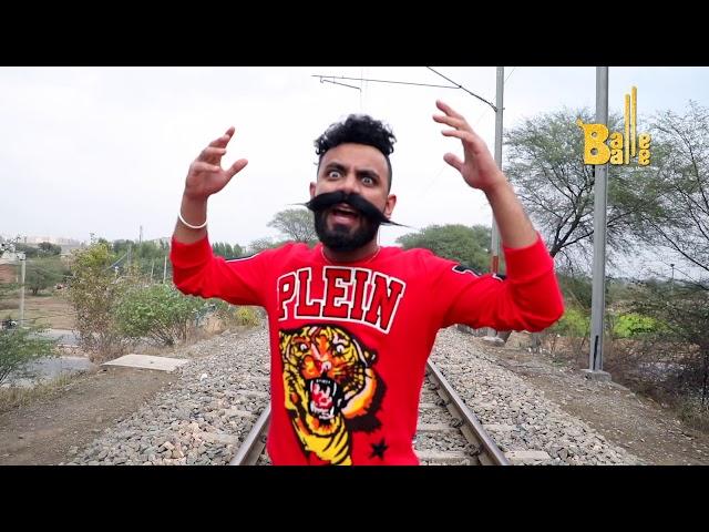 Unwanted Jagga on Chakkwein Punjabi Geet | Balle Balle TV