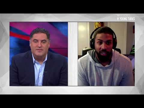Arian Foster on The Young Turks: Interview with Cenk Uygur