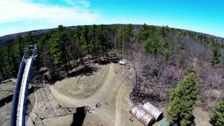 WORS 2014 Iola Bump and Jump Aerial Video