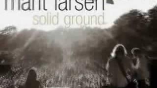 Marit Larsen Solid Ground