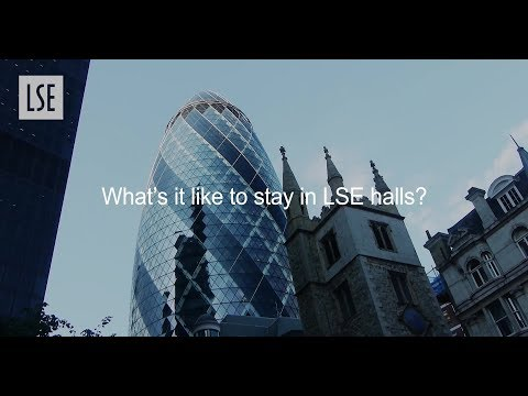 LSE Summer School | What's it like to stay in LSE Halls?