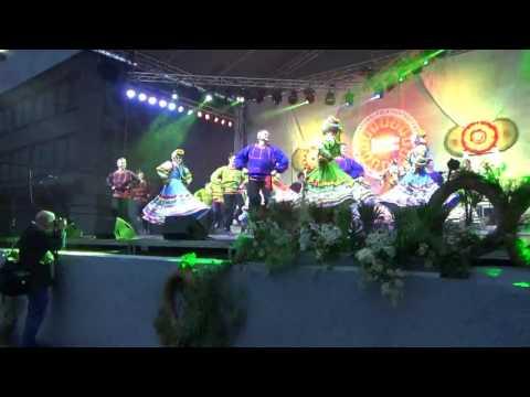 """""""SAULES ZIEDAS"""" 2017: Russian Folk Dance Group """"Penza"""" # Teil / Part 6 # 2.7.2017"""