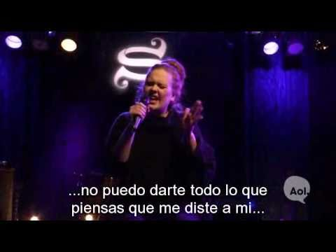 Adele - Turning tables [Subtitulado al Español]