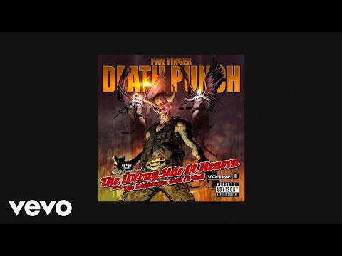 Five Finger Death Punch  Mama Said Knock You Out  Audio
