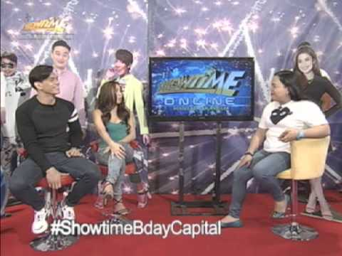 It's Showtime Online Episode 44: Dawn Chang and Zeus Collins with Darla Sauler