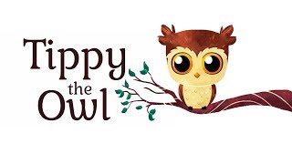 Tippy the Owl - Children's book read aloud -