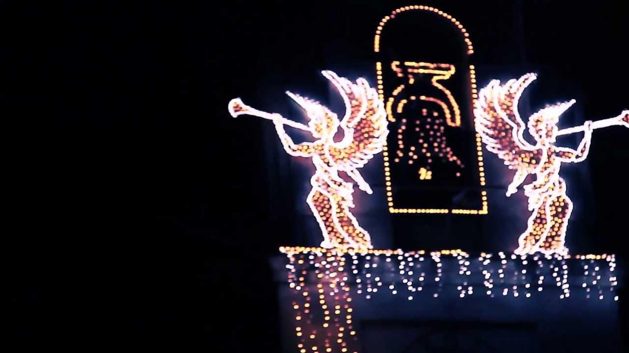 Luci di natale casa illuminata oratorio illuminato - Luci di emergenza casa ...