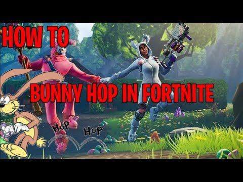 How To: BUNNYHOP in FORTNITE?! | Fortnite Tutorial | Creezy