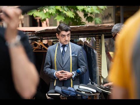 Der Hochzeitsschneider von Athen – Trailer