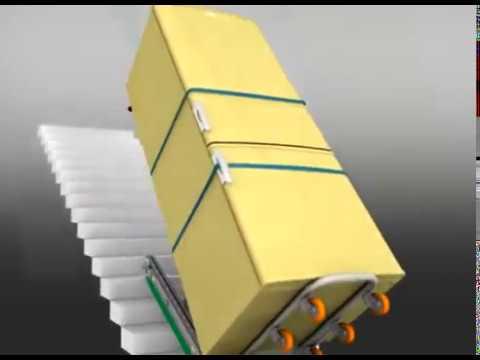 SKIPPER für den automatischen Treppentransport von 250/300 oder 350 kg