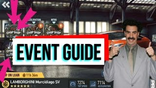 Tips & Tricks #2: How to successfully complete any event | Need for Speed No Limits