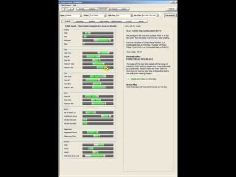 оценка покер бота, программой покер трекер