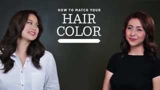 How To Match Your Hair Color With Your Skin Tone