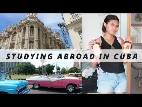 STUDYING ABROAD IN HAVANA, CUBA