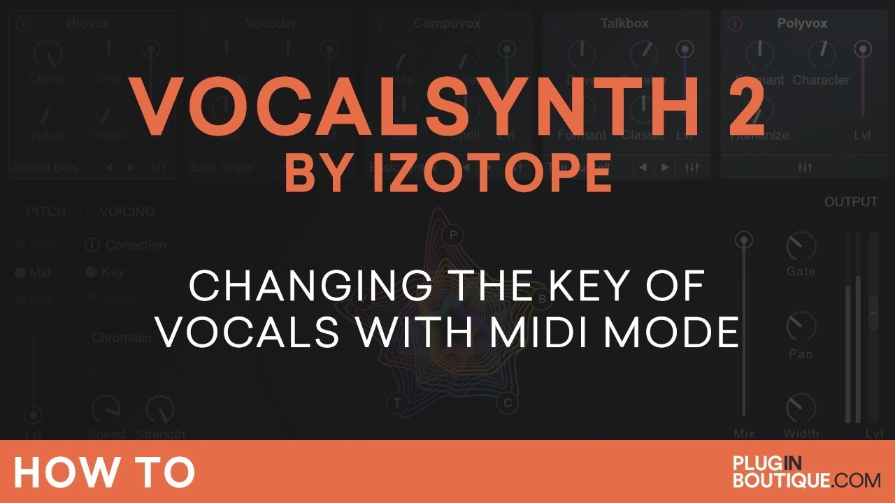 izotope vocalsynth 2 crack mac