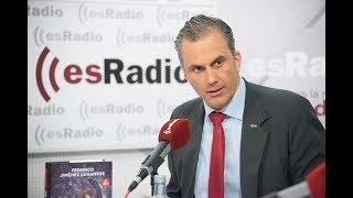 Federico Jiménez Losantos entrevista a Javier Ortega Smith