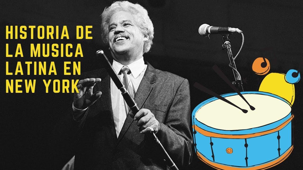 Historia de la música latina