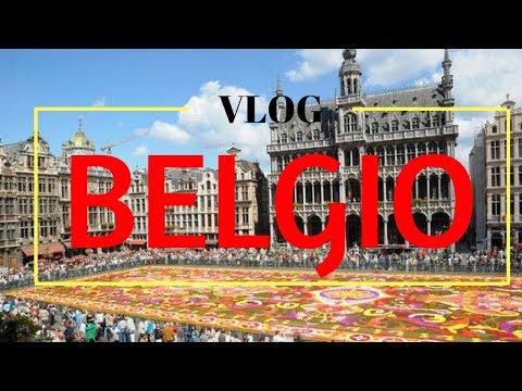 Travel Vlog - BELGIO -