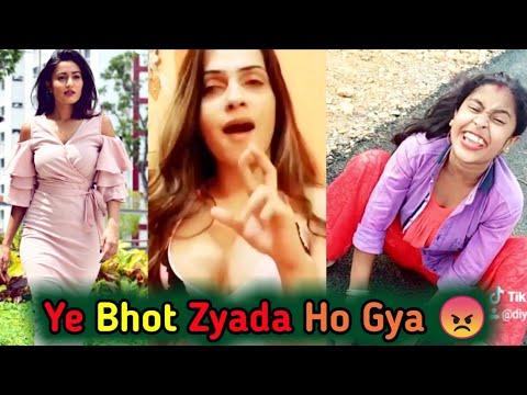 This Is Enough To Give You Kensar | Bhot Hard Girls Viral Tik Tok | Roasting Guru