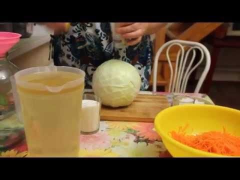 Тушеная савойская капуста