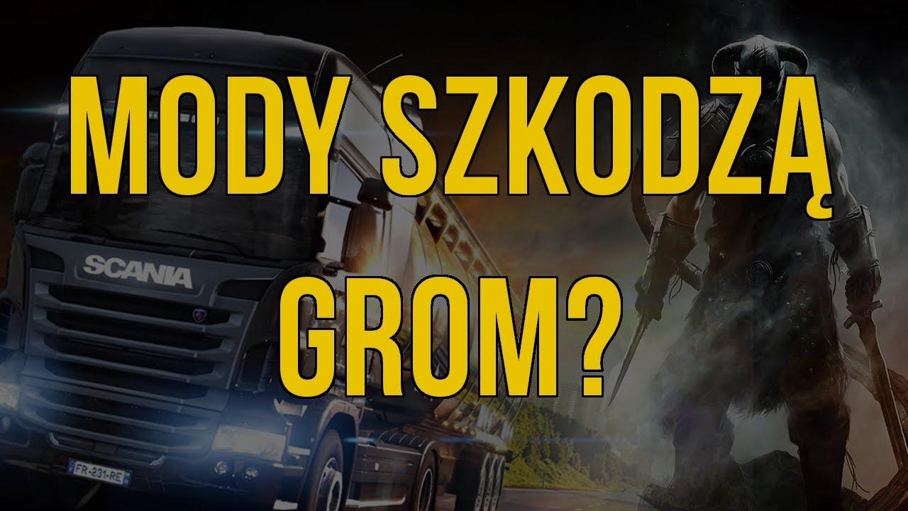 Zbyt szybka ciężarówka – Czy mody mogą szkodzić grom?