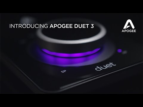 Apogee Duet 3 - Premium USB Audio Interface with On-Board Hardware DSP