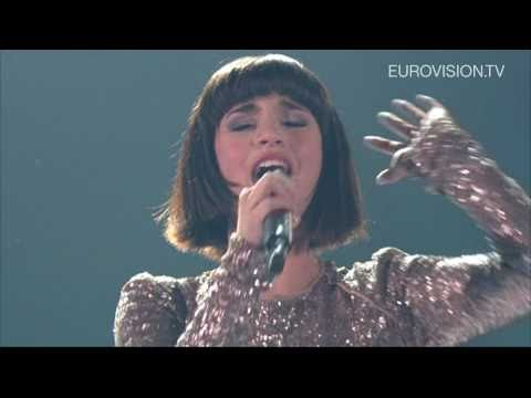 Nadine Beiler - The secret is love (Austria)
