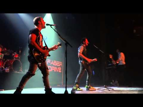 Faber Drive Second Chance & Obvious Live Montreal 2012 HD 1080P