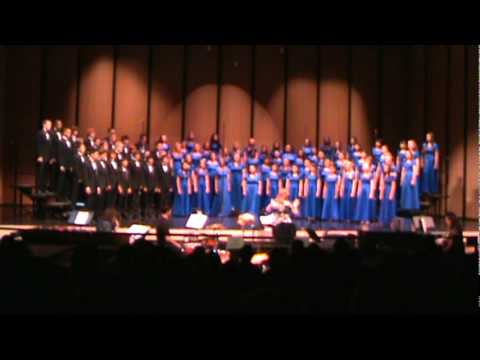 Women's and Men's Choir-They Call the Wind Maria