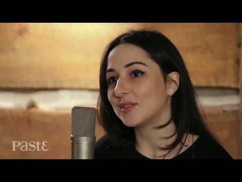 Alina Engibaryan at Paste Studio NYC live from The Manhattan Center