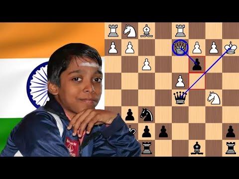 Youngest International Chess Master in History | Praggnanandhaa