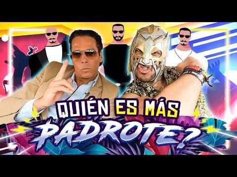 Roberto PALAZUELOS & Escorpión Dorado al volante por la Ciudad