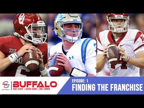Cover 1 | Buffalo: Episode #1 Richie Incognito news, QB Options, Trade Speculation