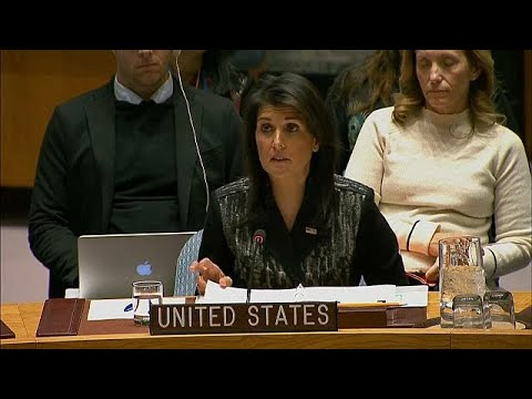 US faces criticism at Security Council meeting on Iran protests