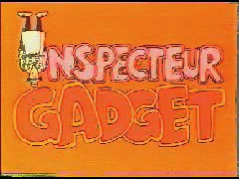 Inspecteur gadget g n rique dessin anim youtube - Inspecteur gadget dessin anime ...