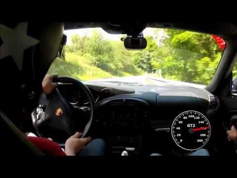 porsche 911 gt2 almost crashed at 160 km youtube. Black Bedroom Furniture Sets. Home Design Ideas