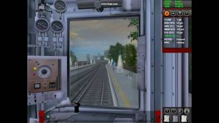 METRO-NORTH IN TRAINZ CLASSICS: 5:00 PM LOCAL HARLEM LINE TRAIN TO NORTH WHITE PLAINS